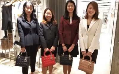 Women@Dior Mentoring Programme: Paving the Way for Greater Career Aspirations for the Next Generation of Young Women
