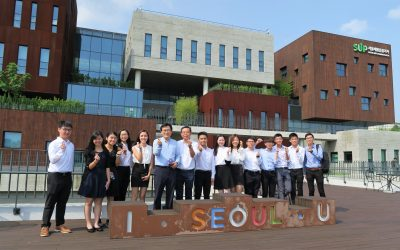 How South Korea's Technology Takes the World by Storm: GBS Students Venture into Asia's Innovation Powerhouse