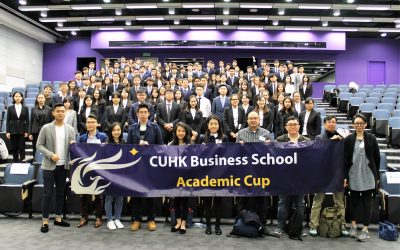 Winners Announced in CUHK Academic Cup Case Competition 2020