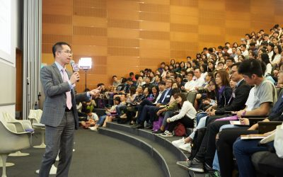 CUHK Business School Online Admission Talks – Undergraduate Programmes