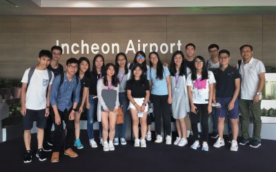 Orientation Trip to Seoul Inspires GBS Students to Rethink Relationships with Technology