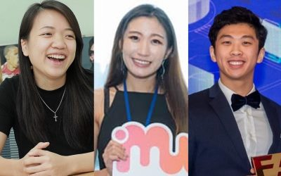 Three Business School Alumni Named in Forbes' 30 Under 30 Asia 2020 List