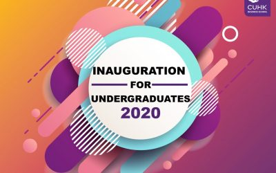 Inauguration for Undergraduates 2020