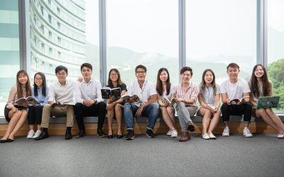 Join the Student Ambassador Programme and Help the CUHK Business School Community Grows