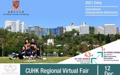 CUHK Regional Virtual Fair and Business Mini-Lecture