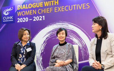 Second Dialogue Session with Women Chief Executives (18 March 2021)
