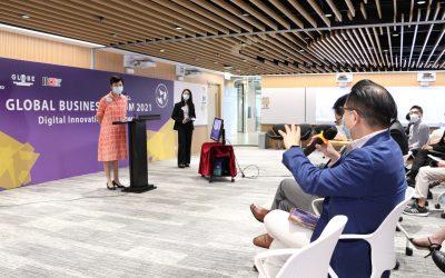 Global Business Forum 2021 Delve Into How Digital Innovation Lead Modern Business Development