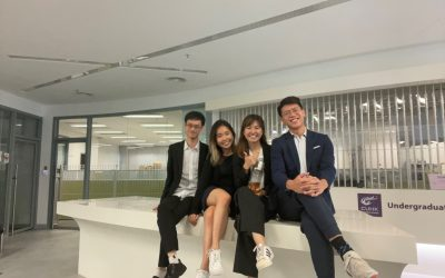 CUHK Team Scores Major Win in Chulalongkorn International Business Case Competition 2021