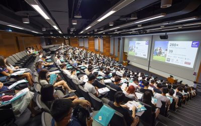 2021 Academic Counselling for Integrated BBA programme and Welcoming Activity has been Successful
